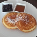 Pancakes to start Sunday
