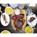 Bodeans BBQ. Covent Garden