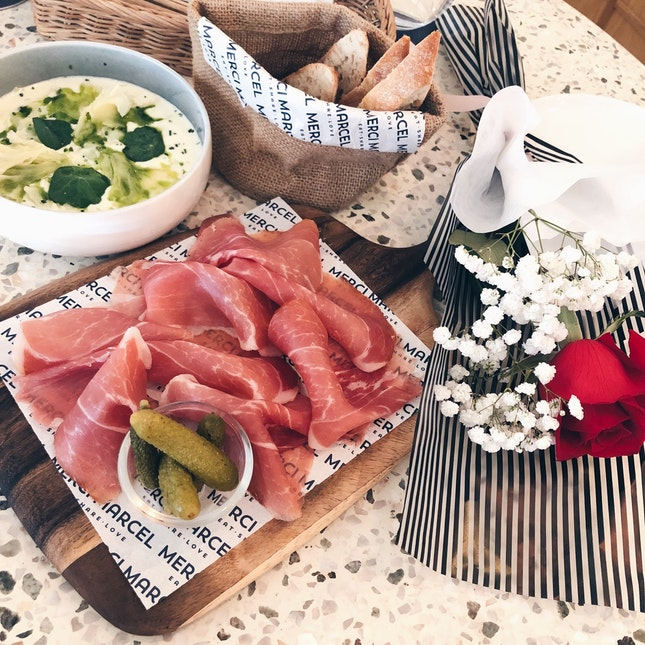 Bayonne Ham, Ravioles de Royans