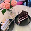 Lychee Cake, Cookies&Cream Red Velvet Cake