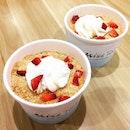 Miss Tea Strawberry Sweet Box 草莓盒子蛋糕 @ JCube, 2 Jurong East Central 1 #B1-K13.