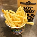 Truffle Fries [Jumbo] @ Potato Corner, VivoCity #B2-K16.