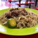 Pork Leg Bee Hoon 猪脚米粉 @ Cheng Ji 成记, 2 Adam Road, Adam Road Food Centre #01-24.