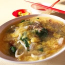 Hor Fun With Egg 滑蛋河粉 @ Hoy Yong Seafood Restaurant, Blk 352 Clementi Avenue 2 #01-153.