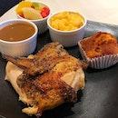 Kenny's Quarter Meal @ Kenny Rogers Roasters, 50 Jurong Gateway Road, Jem #B1-37/38.