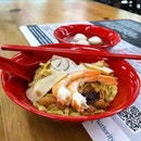 Special Fishball Noodle @ 第二代 Mee Pok • Kway Teow Mee | Block 325 Clementi Avenue 5 | #01–125.