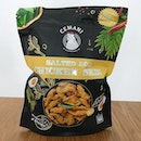 Cemani Salted Egg Chicken Skin Snack [50g].