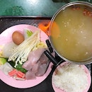 Fish Set Meal @ 滋补养生小火锅 Nourishing Mini Hotpot | Taman Jurong Market & Food Centre | 3 Yung Sheng Road | #02-94.