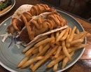 Fish Tacos ($22++)