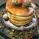 Osaka Fluffy Pancakes ($14.90)
