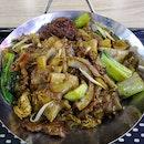 Fried Beef Hor Fun($4.50)😋