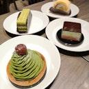 Desserts on a roll.😏