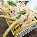 Truffle Fries(L-$14.90)👌