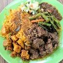 Nasi Padang($5.10)😋