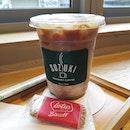 Suzuki Original Hokkaido Latte(Iced - $8)☕