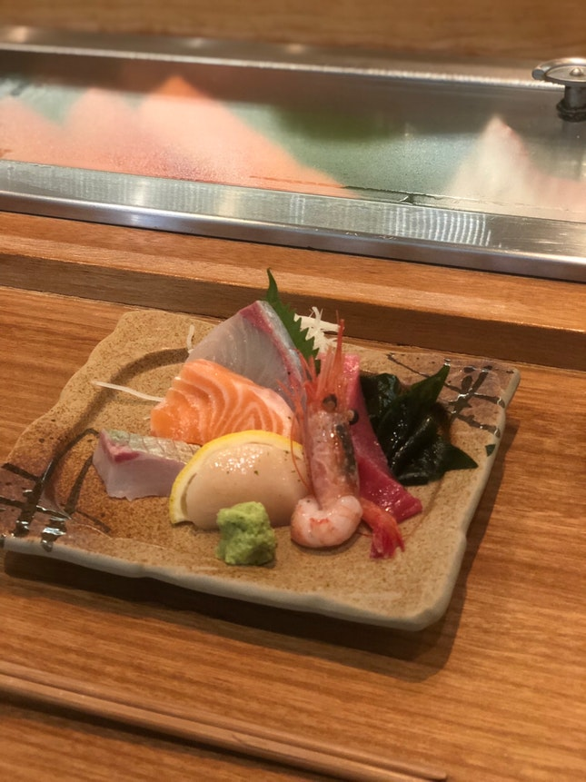 Omakase Lunch
