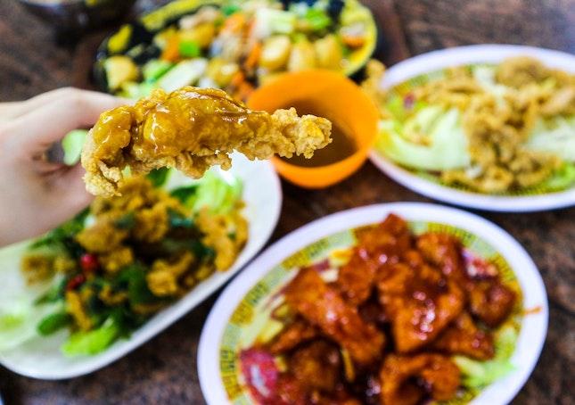 Plum Sauce Chicken