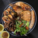 Homeground Mixed Platter