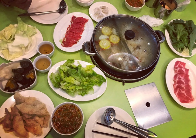 Hong Kong Style Hotpot