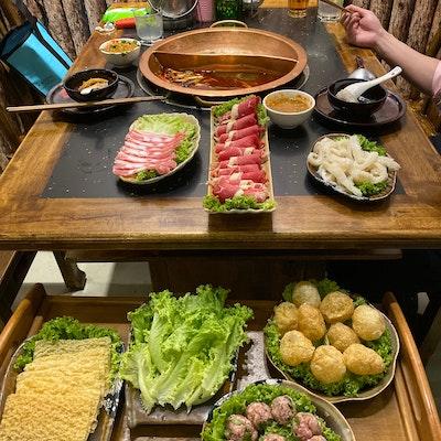 Chong Qing Lao Ma Tou Steamboat Restaurant Puchong Burpple 3 Reviews Puchong Malaysia