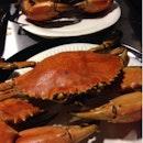 BBQ Crab