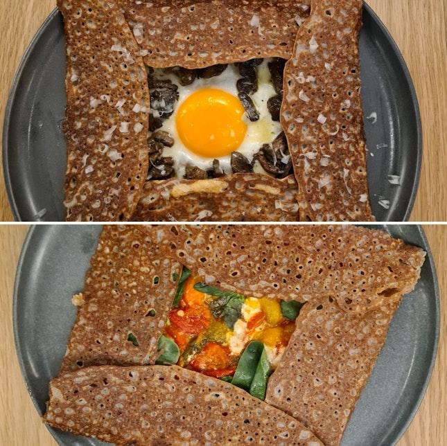 Lunch + Snacks