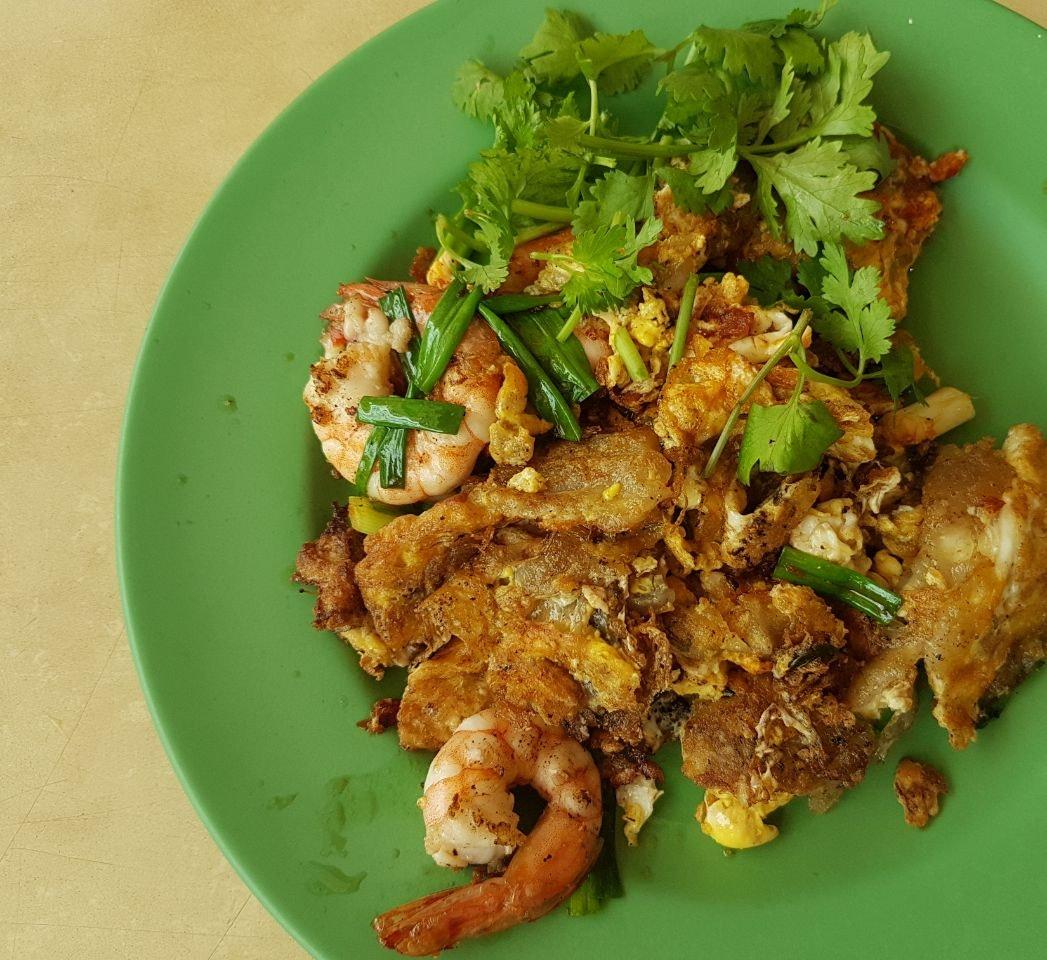 Ah Chuan Fried Oyster Ommelette (Kim Keat Palm Market & Food Centre)