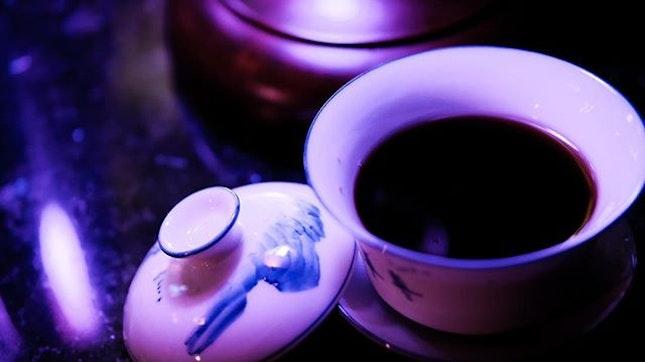 Mona's Tea at the reinvigorated Mona Lounge.