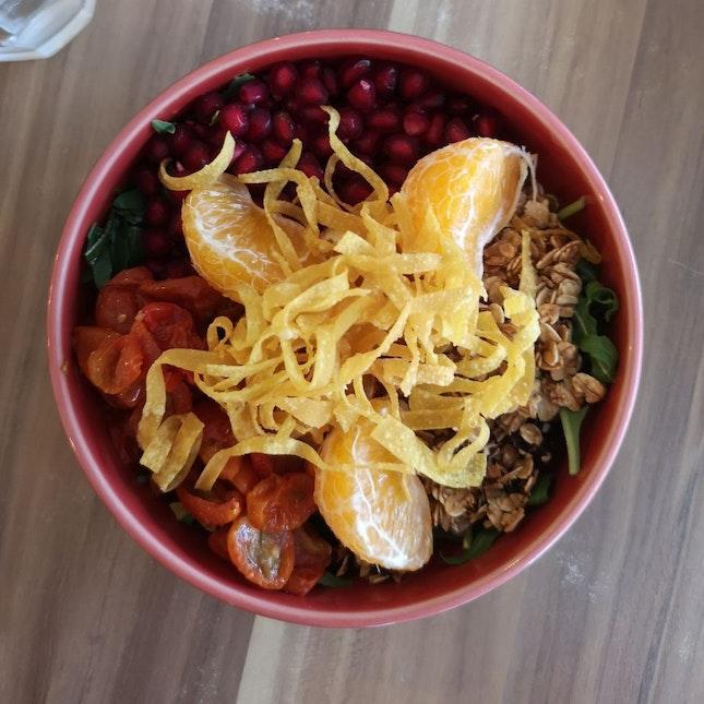 Rocket Salad ($10)