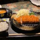 Tonkatsu Set $19.80++
