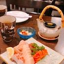 Sashimi Buffet $38++
