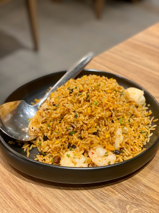 Lao Gan Ma Fried Rice $16.80++