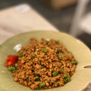Basil Minced Pork $10