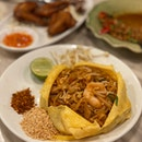 Pad Thai With Omelette $10.50