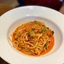 Granchio Pasta $20.90