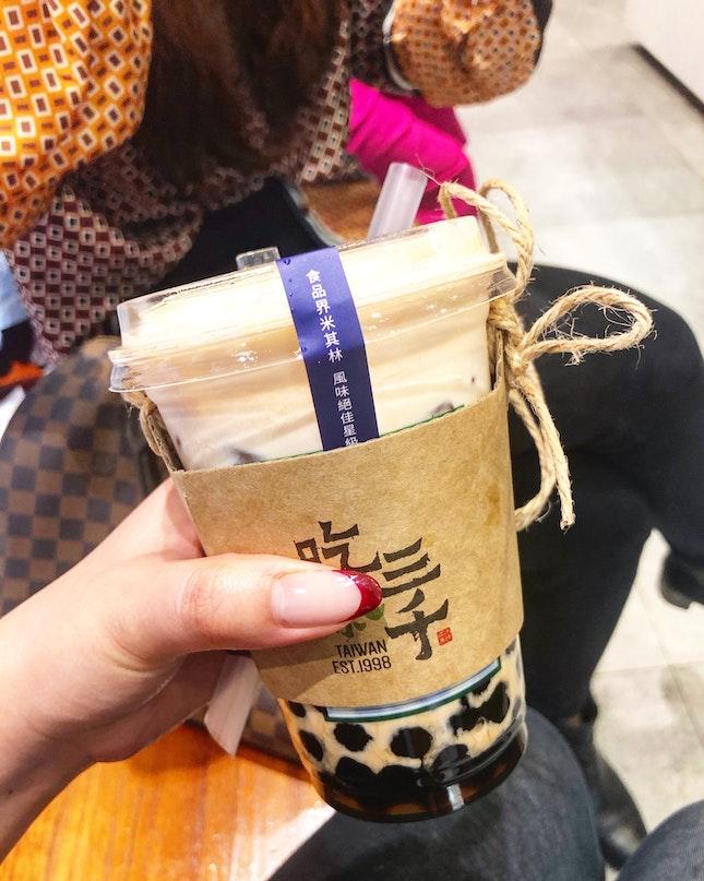 Bubble Milk Tea [$4.50]