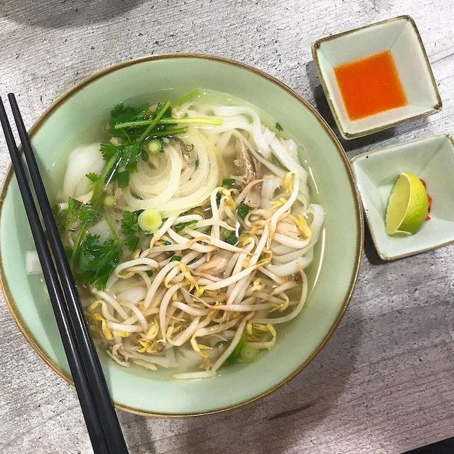 Authentic Vietnamese Pho