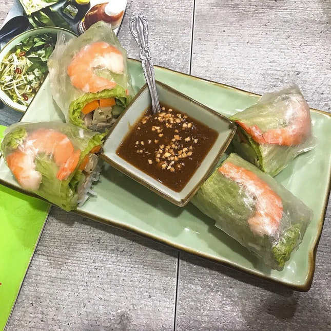 Vietnamese Food In Sg