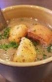 Mushroom Soup ($6)
