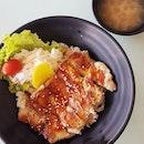 Teriyaki Chicken Don ($5)