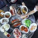 Located on the 7th floor of Orchard Central, you're up for K-BBQ with an amazing view atop Orchard Road when you step into K.Cook Korean BBQ.