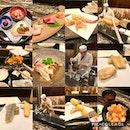 Singapore foodies dinner 2.0 😂 🍤 Omakase :: :: Baby eel .