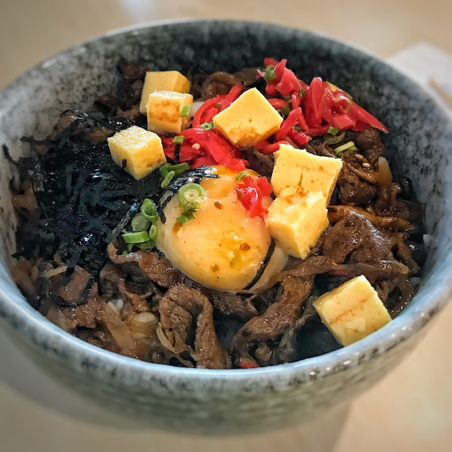 Truffled Wagyu Don (1-for-1, $19 lunch, $22 dinner)