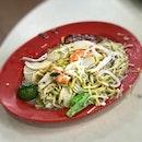 Sheng Seng Fried Prawn Noodle (Pek Kio Market & Food Centre)