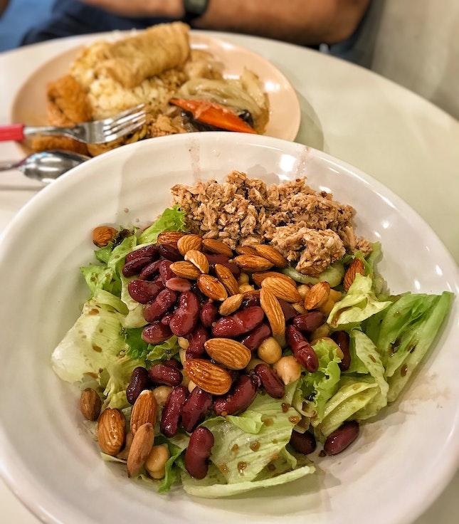 DIY Salad ($6.30)