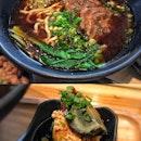 Beef Noodle Set ($13)