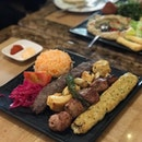 Qasr Mixed Grill ($38++)