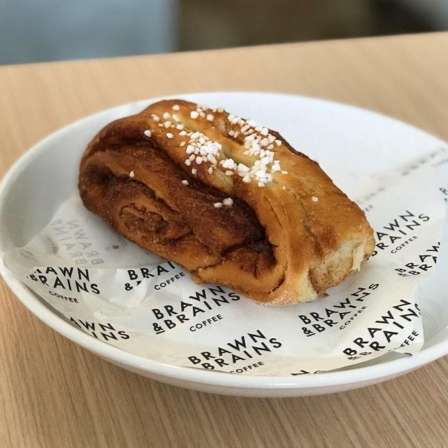 Finnish Cinnamon Bun (2 For $8)