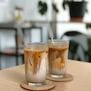 Iced White Coffee ($6.50)