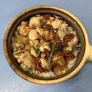 Claypot Rice ($12)